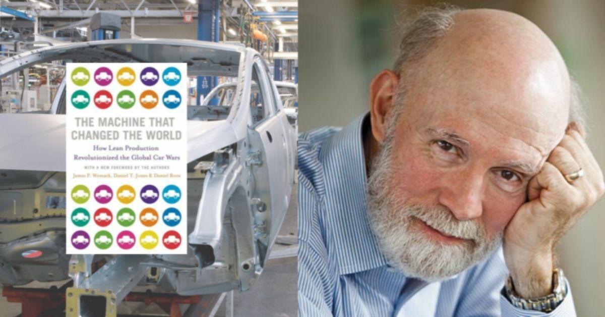 La máquina que cambio al mundo 30 años después – Parte 2