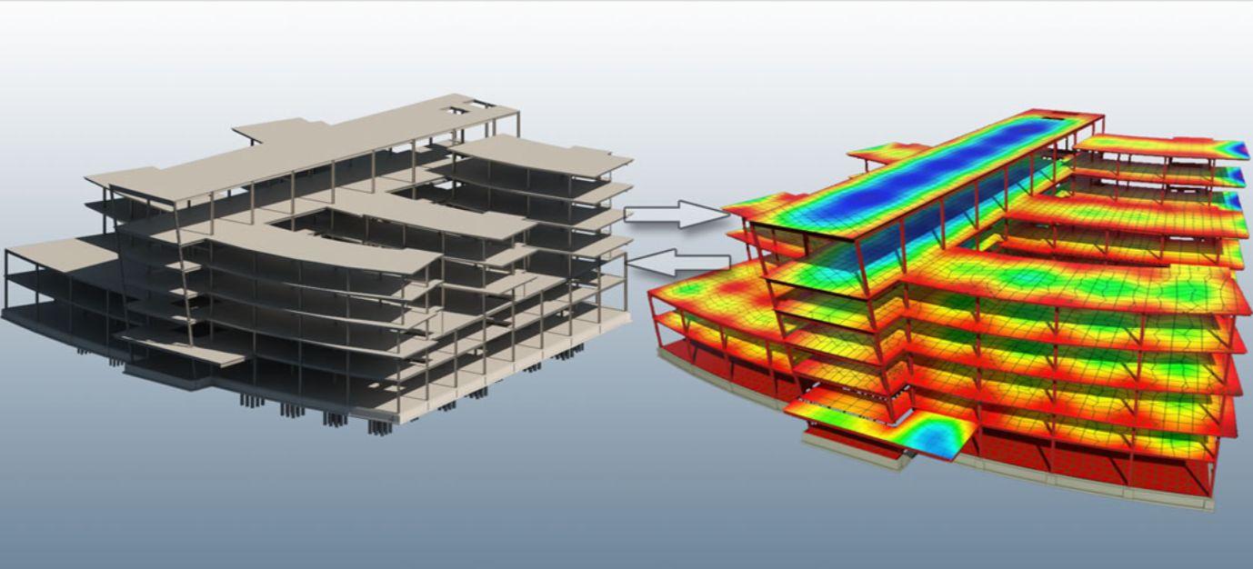BIM y el diseño estructural