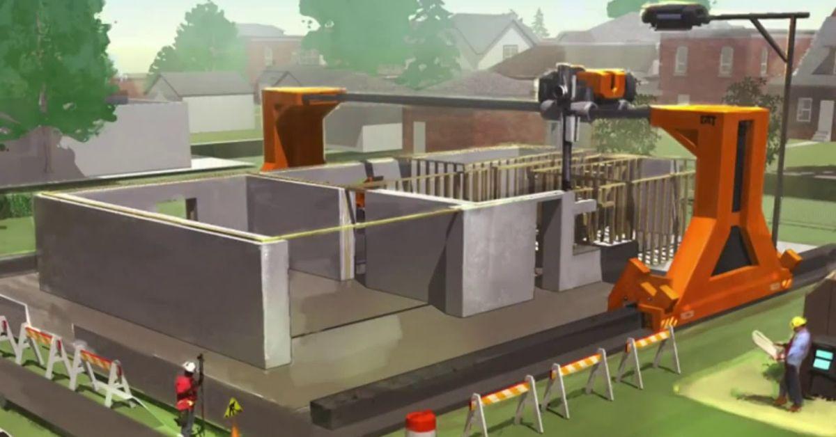 Construcción 4.0: Impresión 3D en la construcción