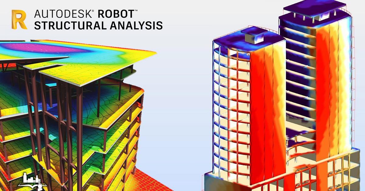 ¿Qué es y para qué sirve Robot Structural Analysis?