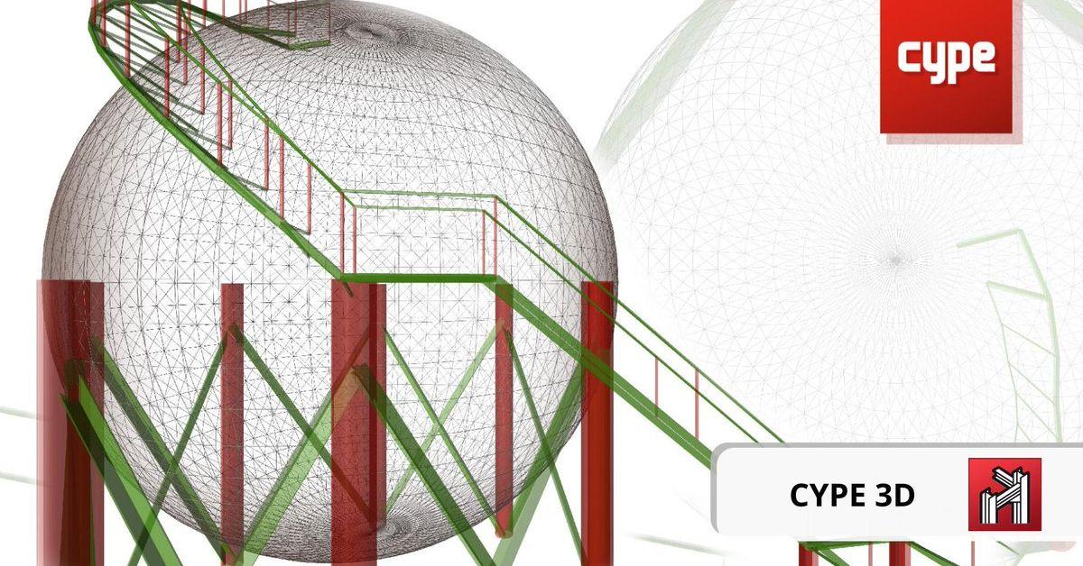 ¿Qué es y para qué sirve CYPE 3D?