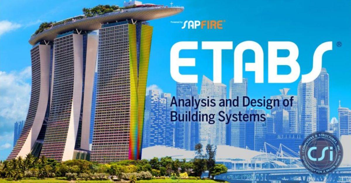 ¿Qué es y para qué sirve ETABS?